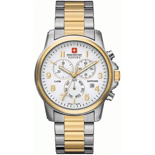 Мужские наручные часы SWISS MILITARY HANOWA Classic Line 06-5142.1.55.001