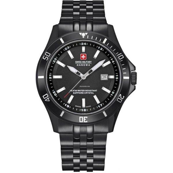 Мужские наручные часы SWISS MILITARY HANOWA Navy Line 06-5161.2.13.007