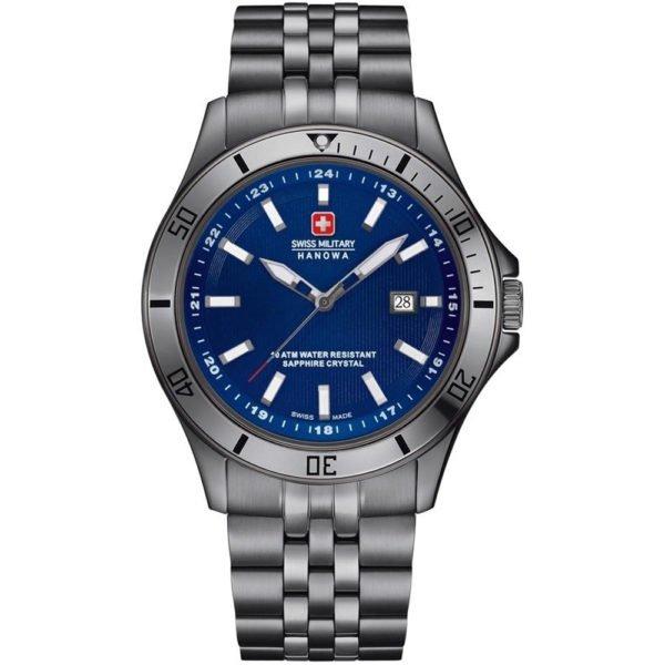 Мужские наручные часы SWISS MILITARY HANOWA Navy Line 06-5161.30.003