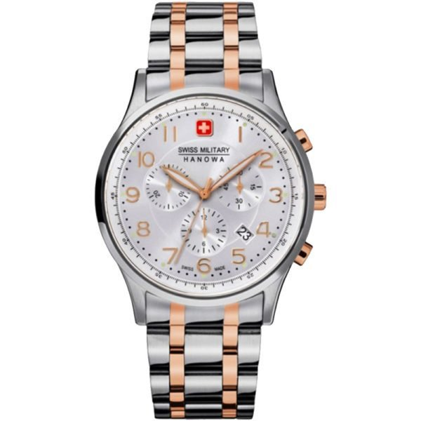 Мужские наручные часы SWISS MILITARY HANOWA Classic Line 06-5187.12.001