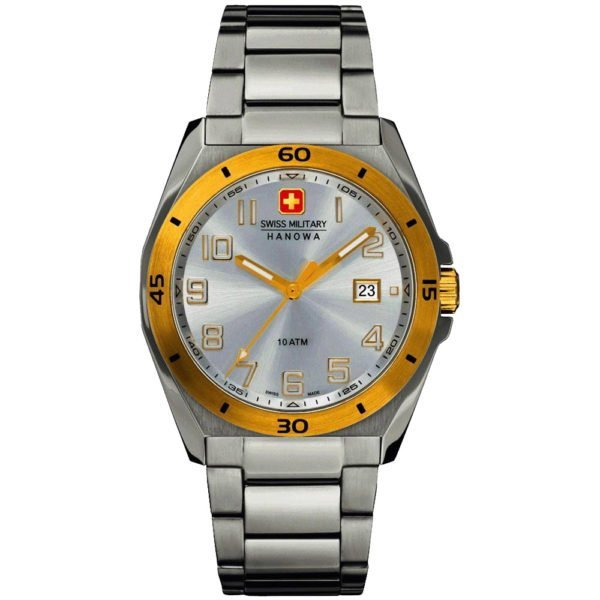 Мужские наручные часы SWISS MILITARY HANOWA Classic Line 06-5190.55.001