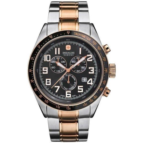 Мужские наручные часы SWISS MILITARY HANOWA Challenge Line 06-5197.12.007