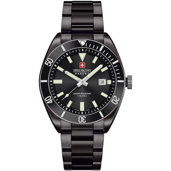 Мужские наручные часы SWISS MILITARY HANOWA Navy Line 06-5214.1.13.007