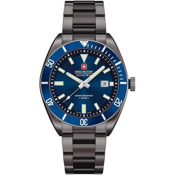Мужские наручные часы SWISS MILITARY HANOWA Navy Line 06-5214.30.003