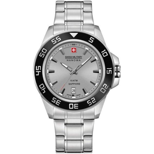 Мужские наручные часы SWISS MILITARY HANOWA Classic Line 06-5221.04.009