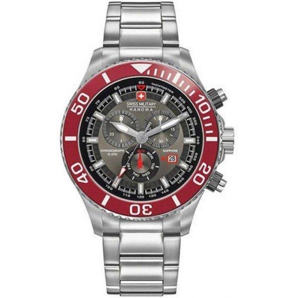 Мужские наручные часы SWISS MILITARY HANOWA Navy Line 06-5226.04.009