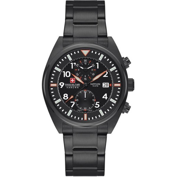 Мужские наручные часы SWISS MILITARY HANOWA Avio Line 06-5227.13.007