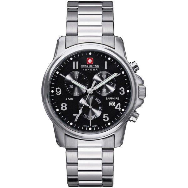 Мужские наручные часы SWISS MILITARY HANOWA Classic Line 06-5233.04.007