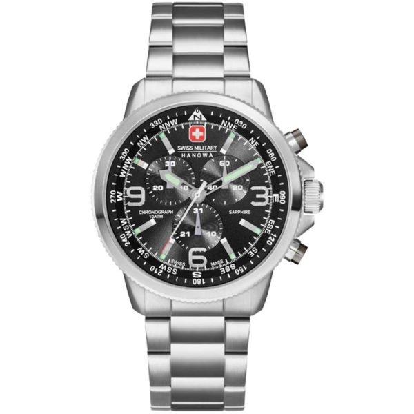 Мужские наручные часы SWISS MILITARY HANOWA Avio Line 06-5250.04.007