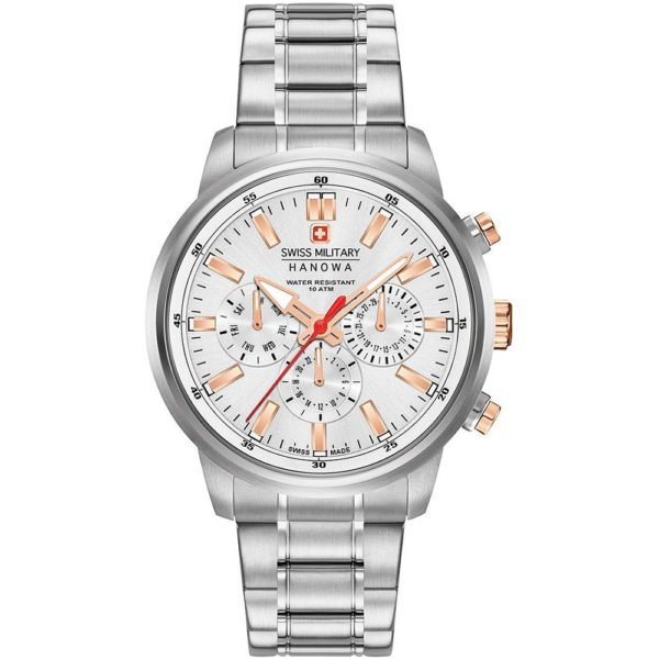Мужские наручные часы SWISS MILITARY HANOWA Avio Line 06-5285.04.001