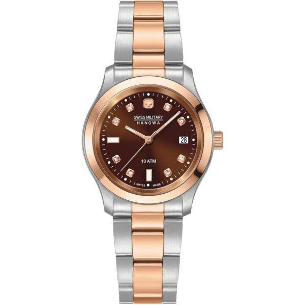 Женские наручные часы SWISS MILITARY HANOWA Lady Line 06-7223.12.005