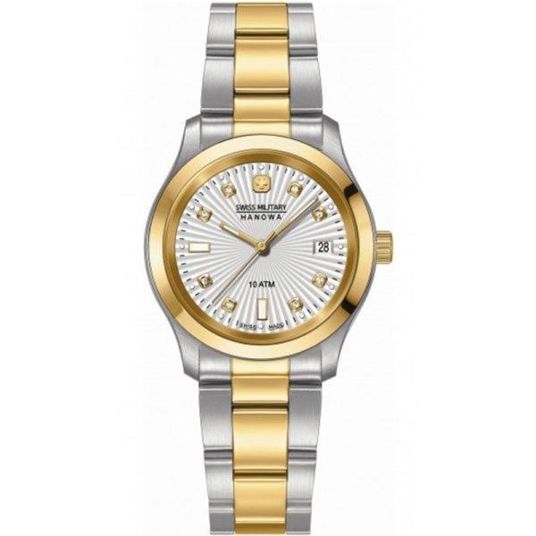 Женские наручные часы SWISS MILITARY HANOWA Lady Line 06-7223.55.001