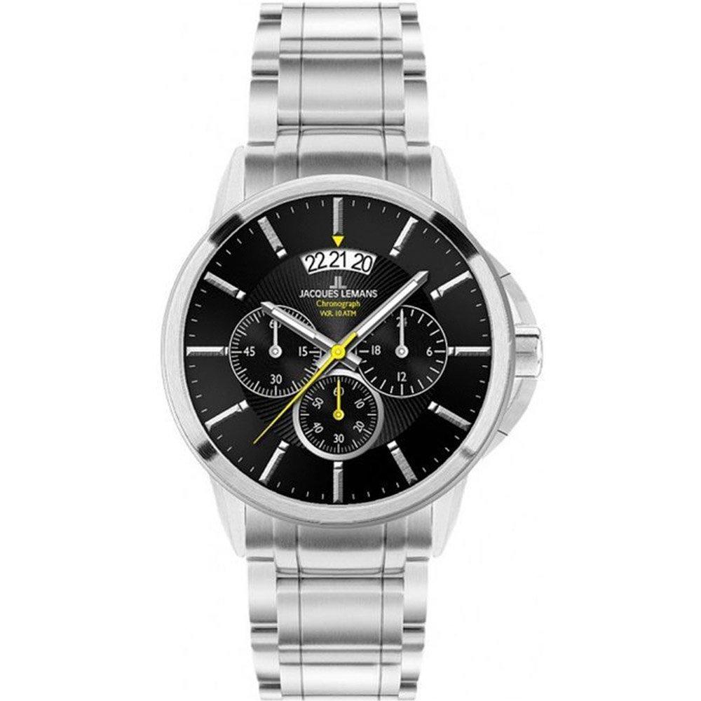 Часы JACQUES LEMANS 1-1542D