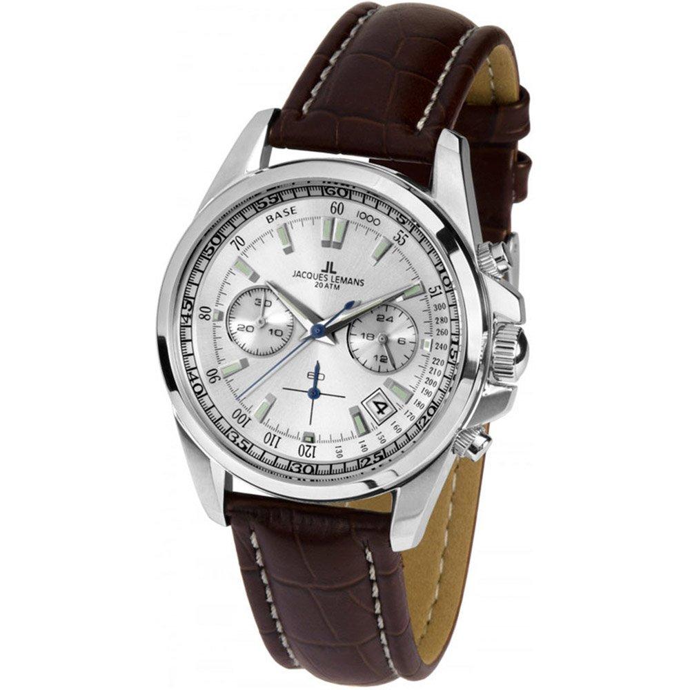 Часы JACQUES LEMANS 1-1830B