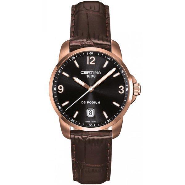Мужские наручные часы CERTINA DS Podium C001.410.36.057.00