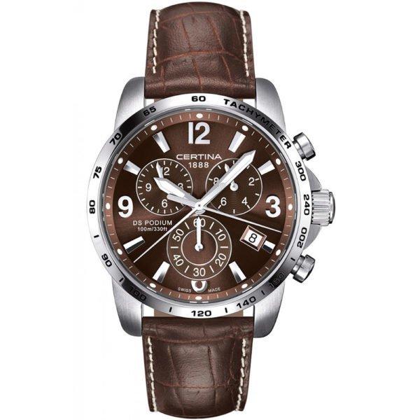 Мужские наручные часы CERTINA DS Podium C001.617.16.297.00