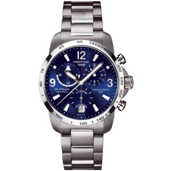 Мужские наручные часы CERTINA Sport DS Podium C001.639.44.047.00