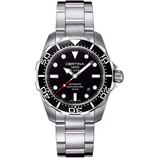 Мужские наручные часы CERTINA Aqua C013.407.11.051.00
