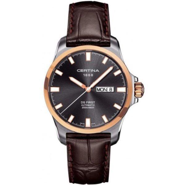 Мужские наручные часы CERTINA Aqua C014.407.26.081.00