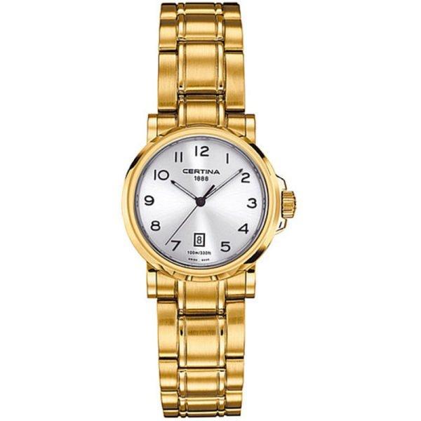 Женские наручные часы CERTINA Urban DS Caimano C017.210.33.032.00