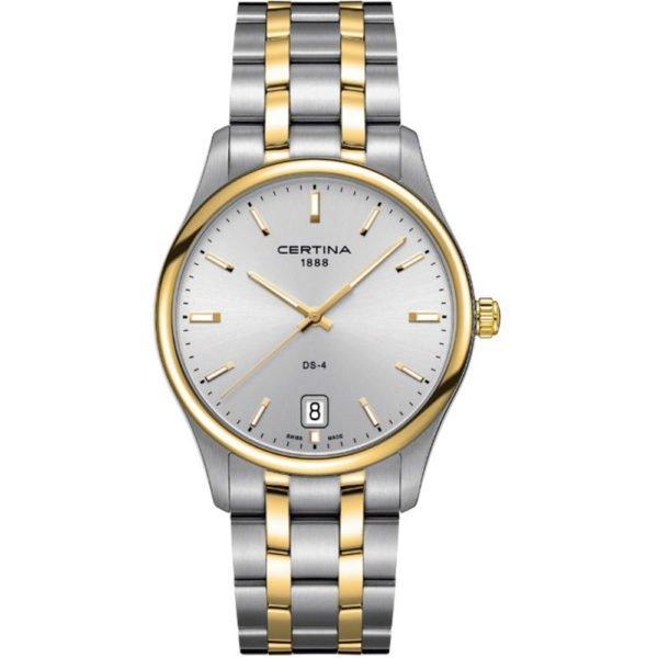 Мужские наручные часы CERTINA DS-4 C022.610.22.031.00