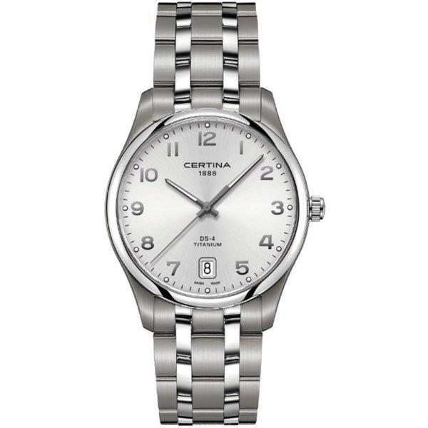 Мужские наручные часы CERTINA DS-4 C022.610.44.032.00
