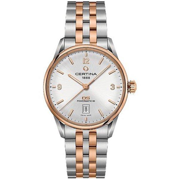 Мужские наручные часы CERTINA DS Powermatic 80 C026.407.22.037.00