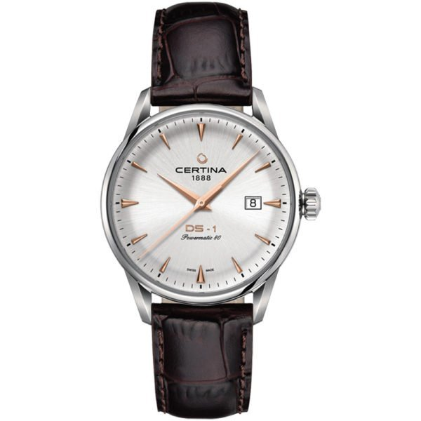 Мужские наручные часы CERTINA Urban DS-1 Powermatic 80 C029.807.16.031.01
