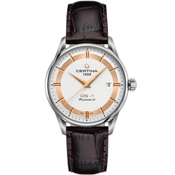Мужские наручные часы CERTINA DS-1 C029.807.16.031.60