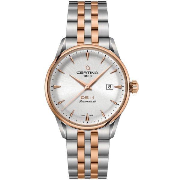 Мужские наручные часы CERTINA DS-1 C029.807.22.031.00