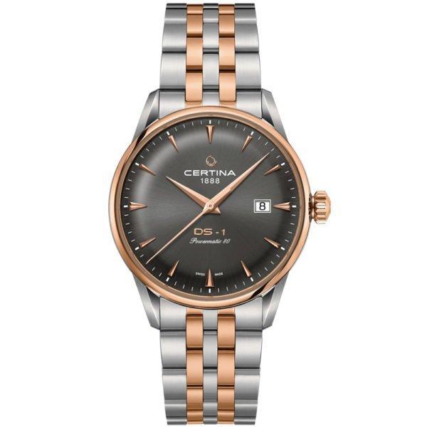 Мужские наручные часы CERTINA DS-1 C029.807.22.081.00