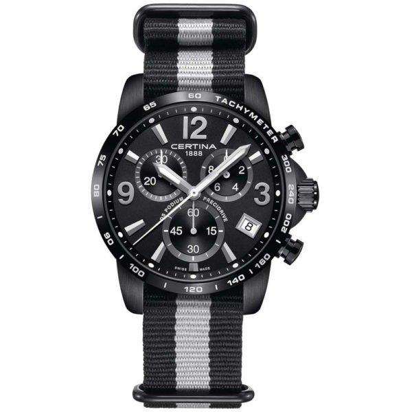 Мужские наручные часы CERTINA Sport DS Podium Chronograph 1/10 sec C034.417.38.057.00