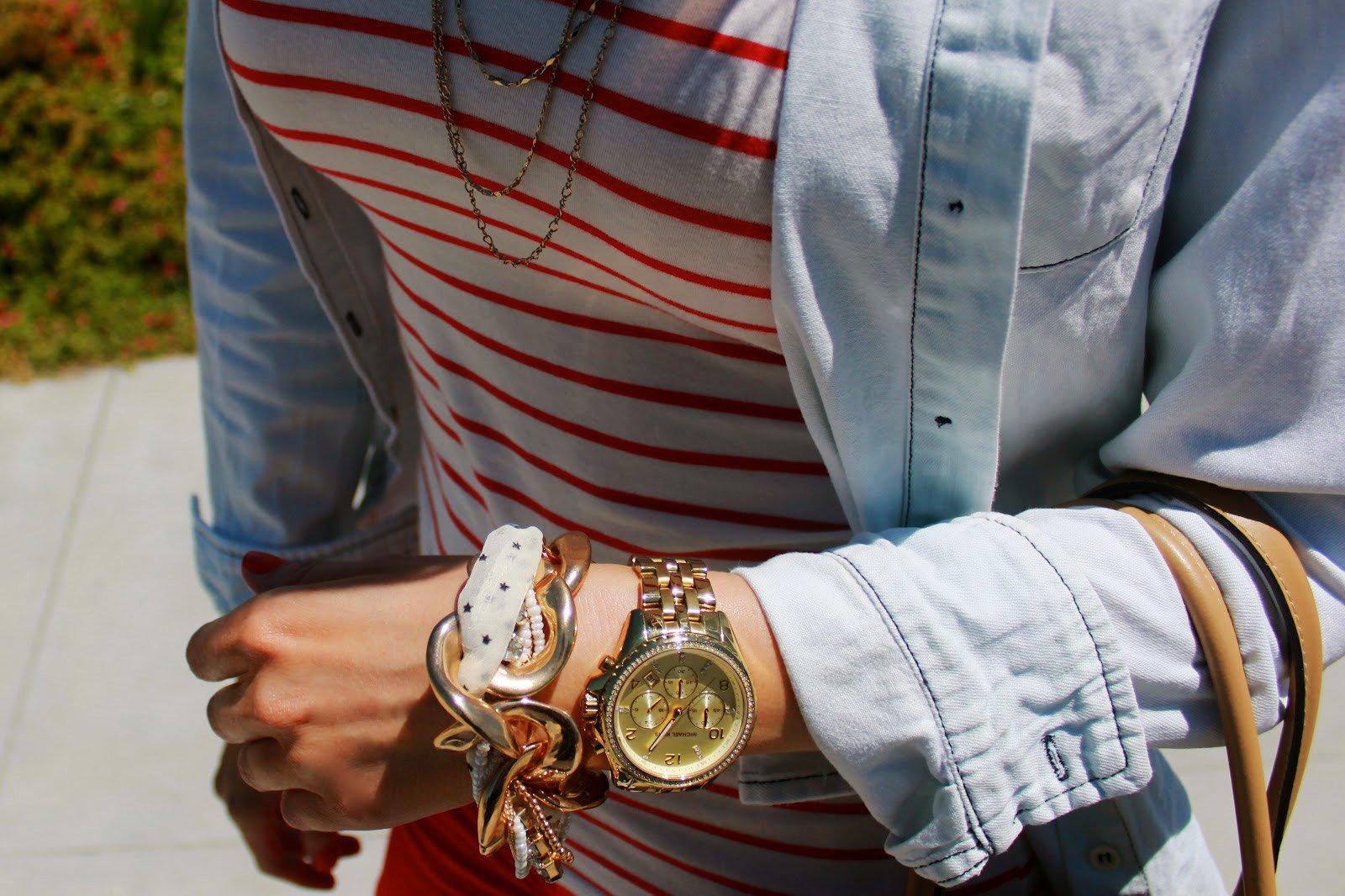 Выбор дизайна женских наручных часов