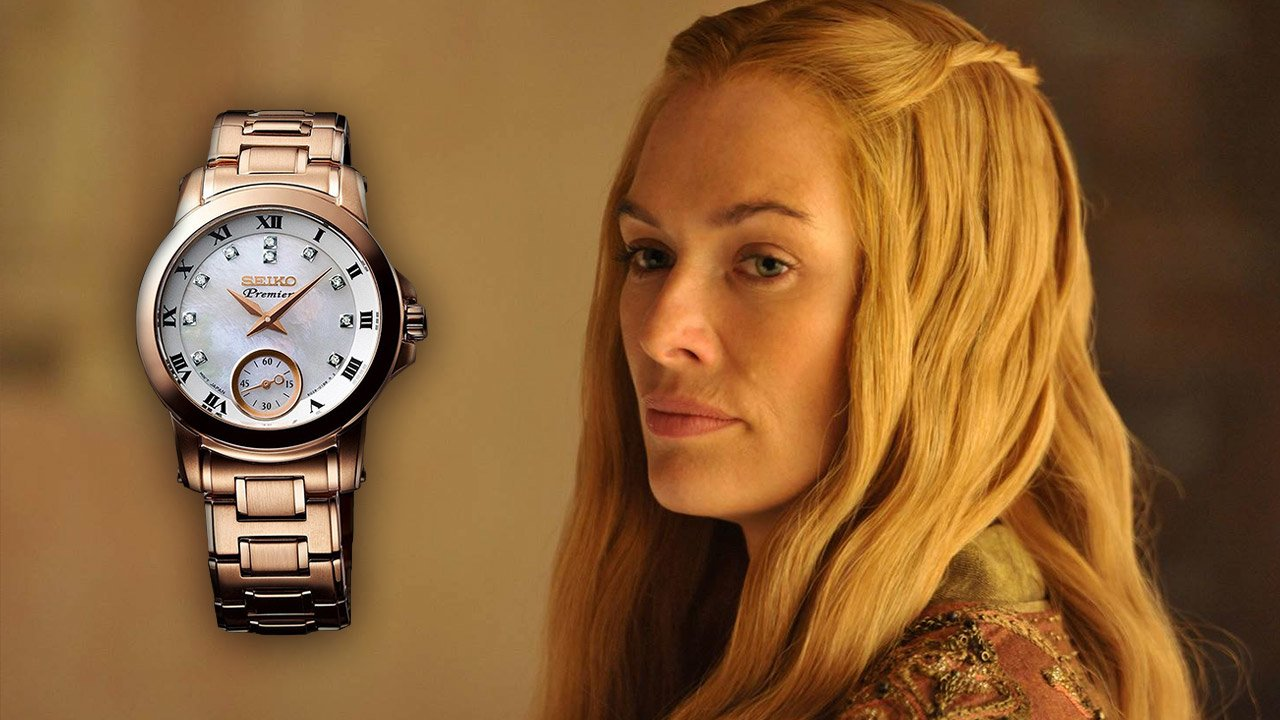 Watch of Cersei Lannister