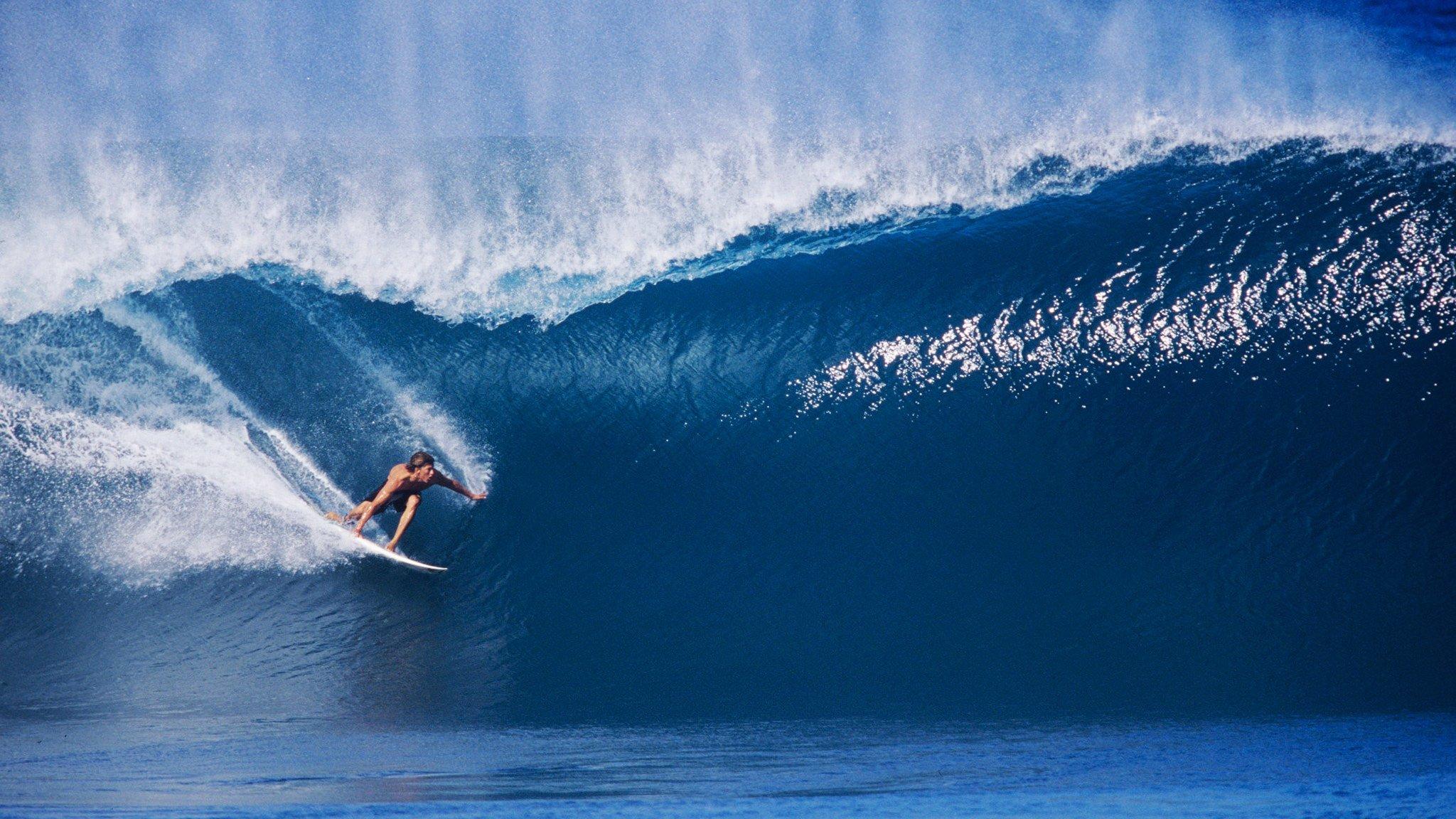 Всемирная лига серфинга