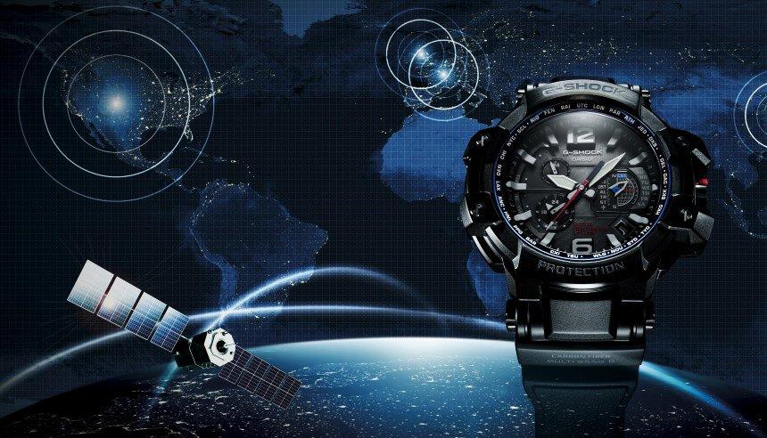 часы Casio с радио синхронизацией