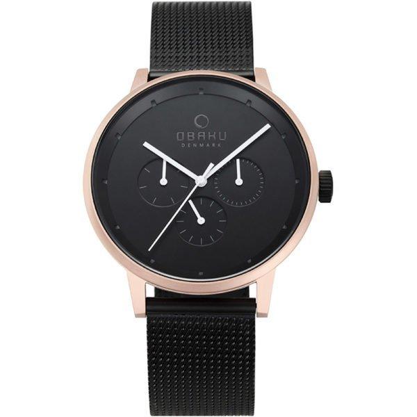 Мужские наручные часы OBAKU  V208GMVBMB