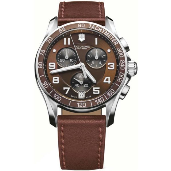 Мужские наручные часы VICTORINOX SWISS ARMY CHRONO CLASSIC V241498