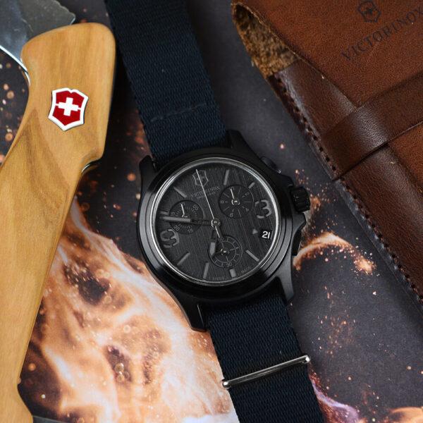 Мужские наручные часы VICTORINOX SWISS ARMY ORIGINAL V241534 - Фото № 8