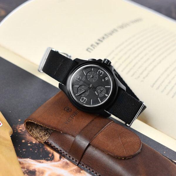 Мужские наручные часы VICTORINOX SWISS ARMY ORIGINAL V241534 - Фото № 9