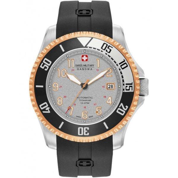 Мужские наручные часы SWISS MILITARY HANOWA Navy Line 05-4284.15.009