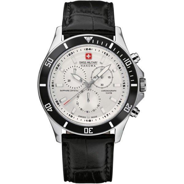 Мужские наручные часы SWISS MILITARY HANOWA Navy Line 06-4183.7.04.001.07