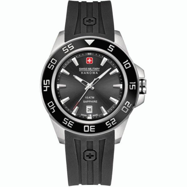 Мужские наручные часы SWISS MILITARY HANOWA Navy Line 06-4221.04.007