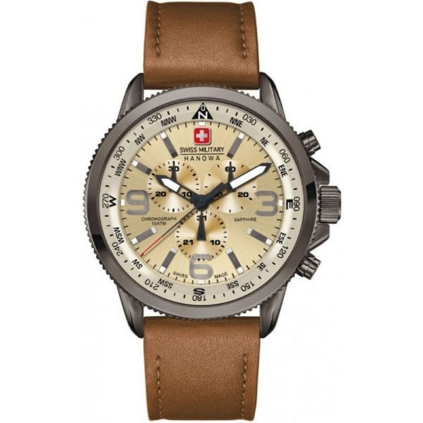 Мужские наручные часы SWISS MILITARY HANOWA Avio Line 06-4224.30.002