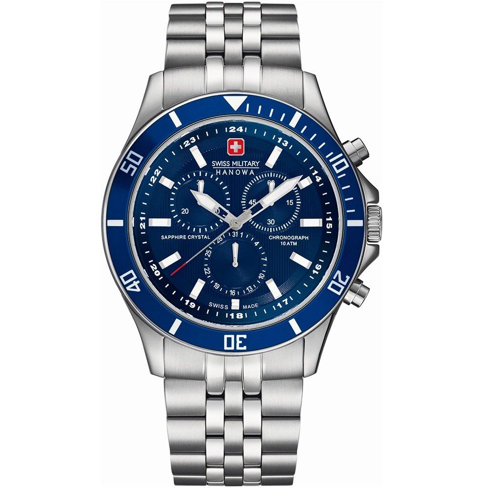 Часы Swiss military-hanowa 06-5183.7.04.003