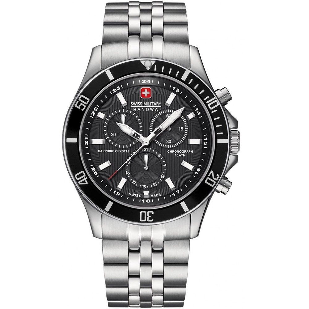 Часы Swiss military-hanowa 06-5183.7.04.007