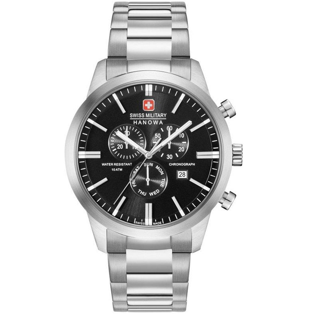 Часы Swiss military-hanowa 06-5308.04.007