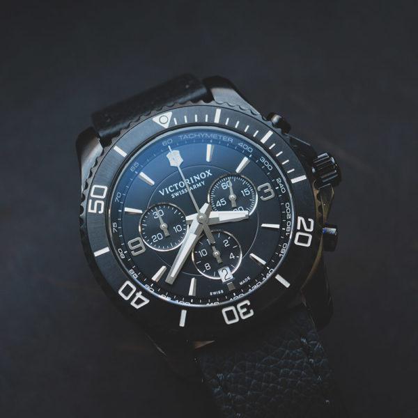 Мужские наручные часы VICTORINOX SWISS ARMY MAVERICK V241786 - Фото № 7