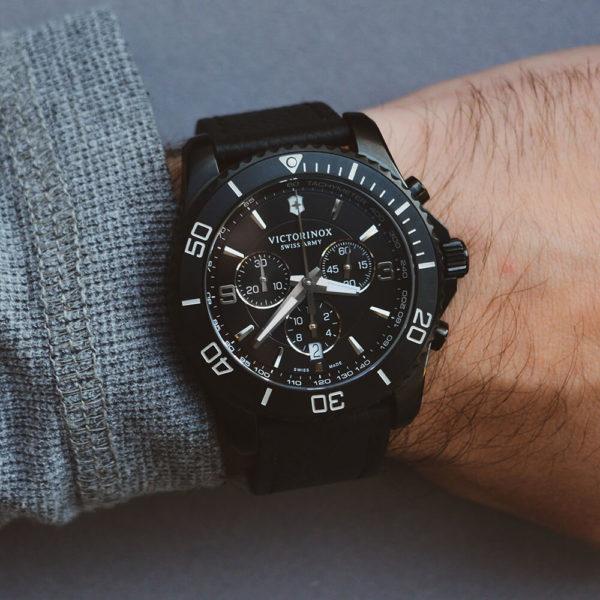 Мужские наручные часы VICTORINOX SWISS ARMY MAVERICK V241786 - Фото № 8