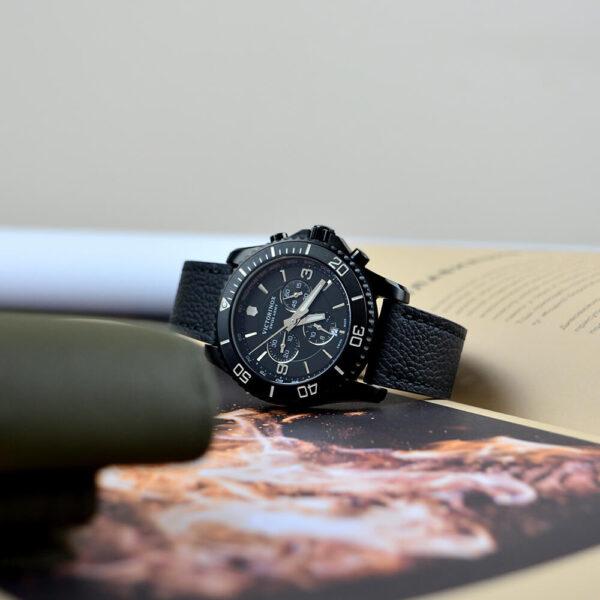 Мужские наручные часы VICTORINOX SWISS ARMY MAVERICK V241786 - Фото № 9
